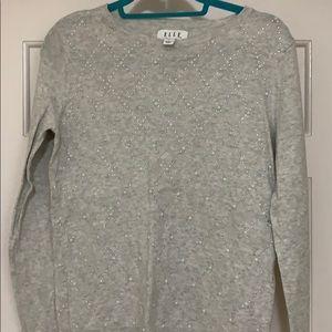 Elle embellished sweater